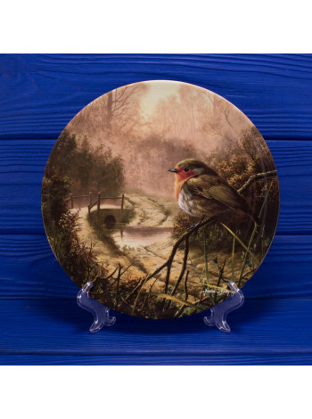Тарелка Royal Doulton № 4773C Dawns Bright Herald серии Treasures of the Morning