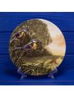 Тарелка Royal Doulton № 2779A Double Act серии Treasures of the Morning
