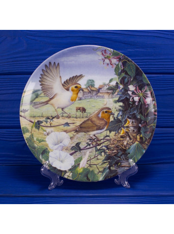 "Тарелка Wedgwood ""Robins Nest"""