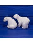Пара белых медведей от Lladro