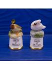 "Пара наперстков ""Mallard и Mute Swan"" серии BIRDS of BRITAIN от Sutherland"