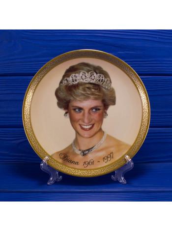 """Тарелка №095225 G """"Diana"""" из ограниченной серии"""
