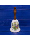 """Колокольчик Royal Grafton с деревянной ручкой  """"10 прыгающих лордов"""""""