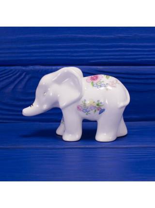 Фарфоровая фигурка слона дизайна Wild Tudor от Aynsley