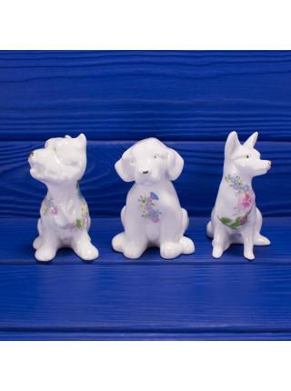 Фарфоровая фигурка собаки дизайна Wild Tudor от Aynsley