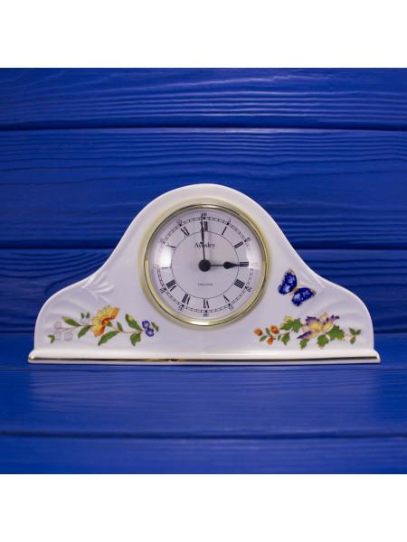 Каминные часы дизайна Cottage Garden от Aynsley