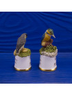 "Пара наперстков ""Peregrine Falcon и Kingfisher"" серии BIRDS of BRITAIN от Sutherland"