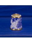 Коллекционный напёрсток Royal Crown Derby, характеризующий определенный период многолетней деятельности компании 3