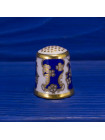 Коллекционный напёрсток Royal Crown Derby, характеризующий определенный период многолетней деятельности компании 6