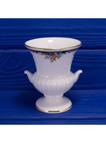 Миниатюрная ваза с ручками Wedgwood дизайн Runnymede