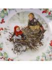 """Тарелка Wedgwood """"Christmas Day Tomorrow"""""""