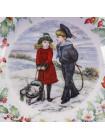 """Тарелка Wedgwood """"Christmas Sweetheart"""""""