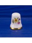 Коллекционный наперсток из костяного фарфора от Sheer Elegance