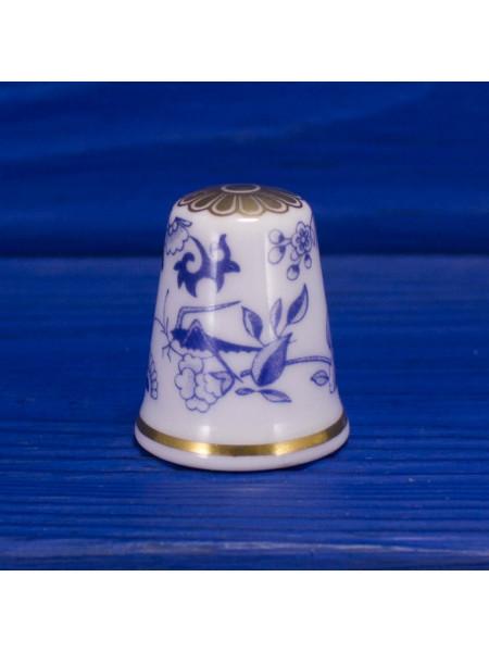 """Наперсток от Spode """"Grasshopper"""" из коллекционной серии Treasures of the Orient"""
