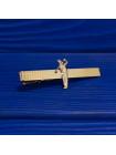 Коллекционный зажим для галстука с изображением гольфиста от Stratton