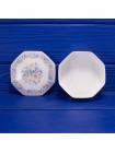 Фарфоровый комплект геометрической формы для дамского столика дизайна Angela от Wedgwood