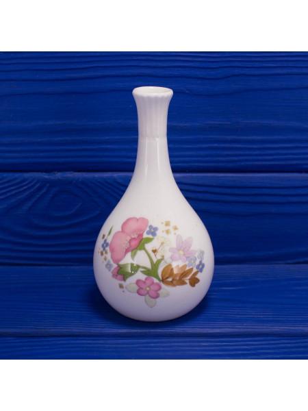Миниатюрная ваза с узким горлом дизайна Meadow Sweet от Wedgwood