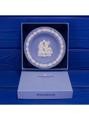 "Тарелка Wedgwood ""Рождество 2003 года"""
