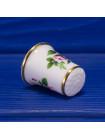 Коллекционный винтажный фарфоровый наперсток от Aynsley