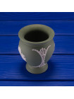 Коллекционная ваза от Wedgwood зелёный Jasper