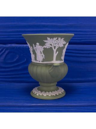 Коллекционная ваза от Wedgwood 1973 года в античном стиле
