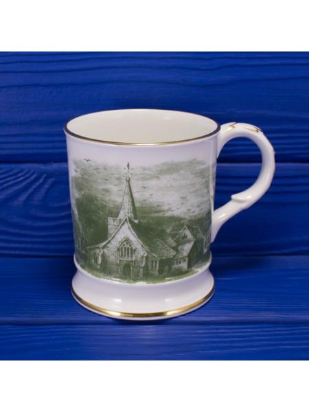Винтажная кружка от Coalport №1139 из коллекционной серии