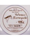 """Декоративная винтажная тарелка  от The Hammilton Collection """"Winter Renegade"""" № 2227A из коллекционной серии Unbridled Spirit"""