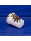 Коллекционный рождественский наперсток от Birchcroft