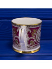 Кружка для чая из Букингемского Дворца в оригинальной коробочке - 1995 год. Золото 22К