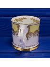 Кружка для чая из Букингемского Дворца, декорированная золотом 22К