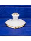 Винтажный подсвечник из костяного фарфора от Royal Albert