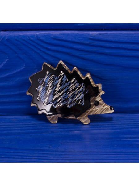 Качественная реплика всемирно известной броши Hedgehog от Lea Stein