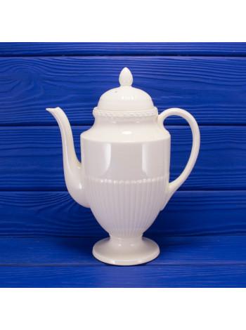 Роскошный кофейник от Wedgwood середина 20-го века