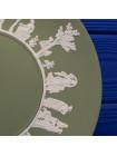 Коллекционная тарелка из бисквитного фарфора от Wedgwood
