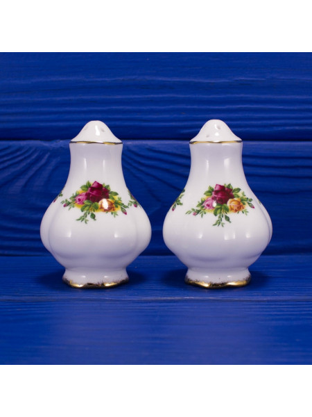 Набор для специй дизайна Old Country Roses от Royal Albert