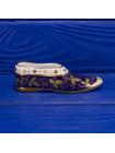 Фарфоровый тапочек от Spode из коллекции исторических миниатюрных туфелек