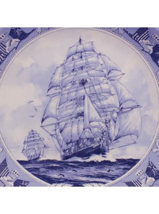 """Тарелка """"Wind, Speed and Glory"""" от Wedgwood"""