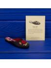 Туфелька Rosie Toes, созданная специально для зимней коллекции 2000 года, из популярной коллекции Just The Right Shoe