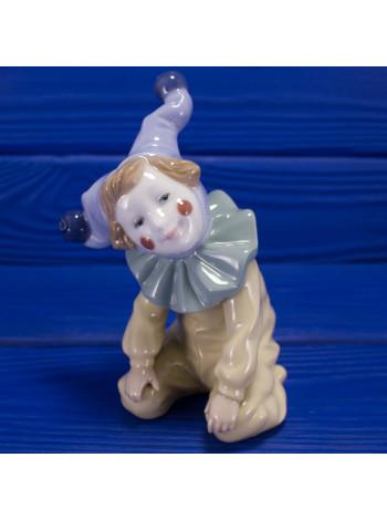 Фигурка малыша клоуна от Lladro Nao