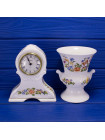 Каминные часы от Aynsley дизайна Cottage Garden