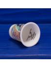 Коллекционный наперсток с дельфинами от Claymore Ceramics Worcester