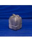 Коллекционный металлический наперсток в виде коробочки с бриллиантовым кольцом