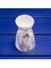 """Коллекционная рюмка для яйца """"Снеговик"""" от Royal Doulton. 1985 год"""