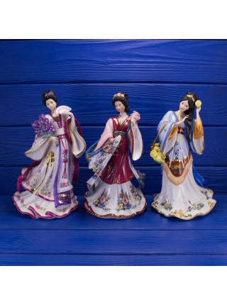 """Статуэтка Danbury Mint """"Plum Blossom Princess"""" коллекция """"Принцессы цветов"""""""