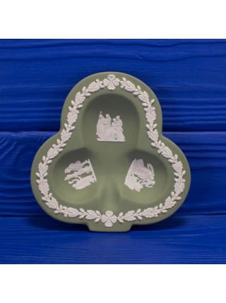 Комплект коллекционных тарелок Wedgwood  из серии Карточные масти