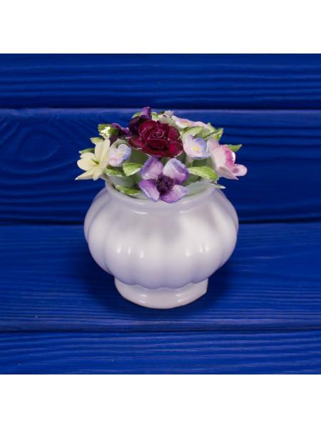 Фарфоровый букет от Royal Doulton с цветами удивительной красоты