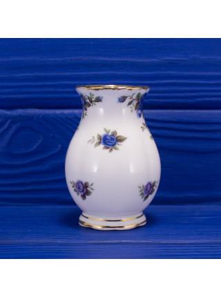 Нежная миниатюрная ваза дизайна Moonlight Rose от Royal Albert