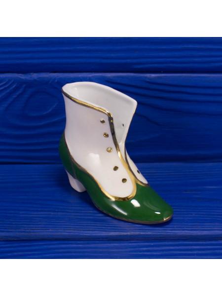 Фарфоровая туфелька, выпущенная Royal Tara специально по заказу Compton and Woodhouse, для исторической коллекции