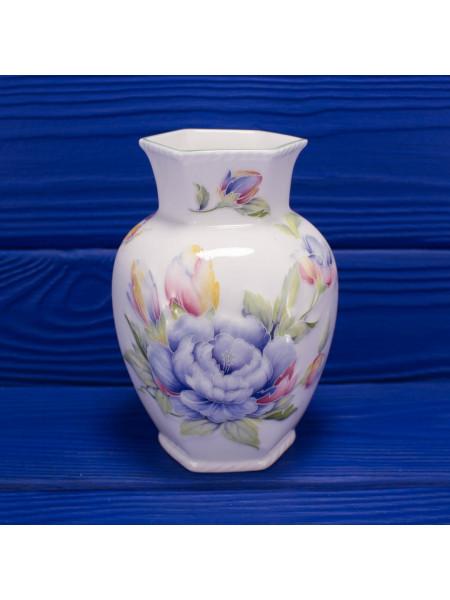 фарфоровая ваза с объемным рисунком очень редкого дизайна Celeste от Aynsley