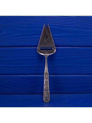 Винтажная лопатка для сыра от Hardanger Bestikk